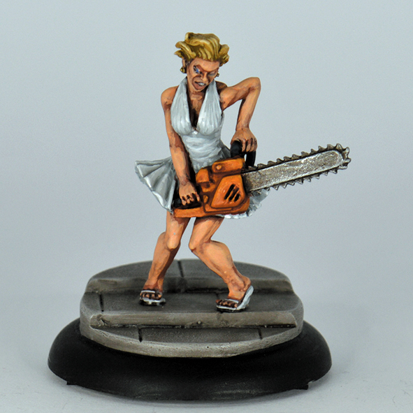 NORMA JEAN (RESIN)