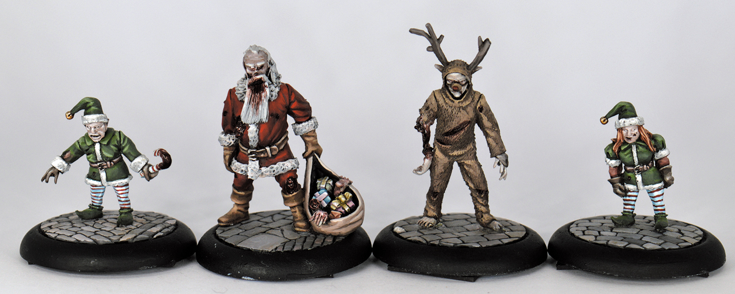 ZC01-A CHRISTMAS NIGHTMARE