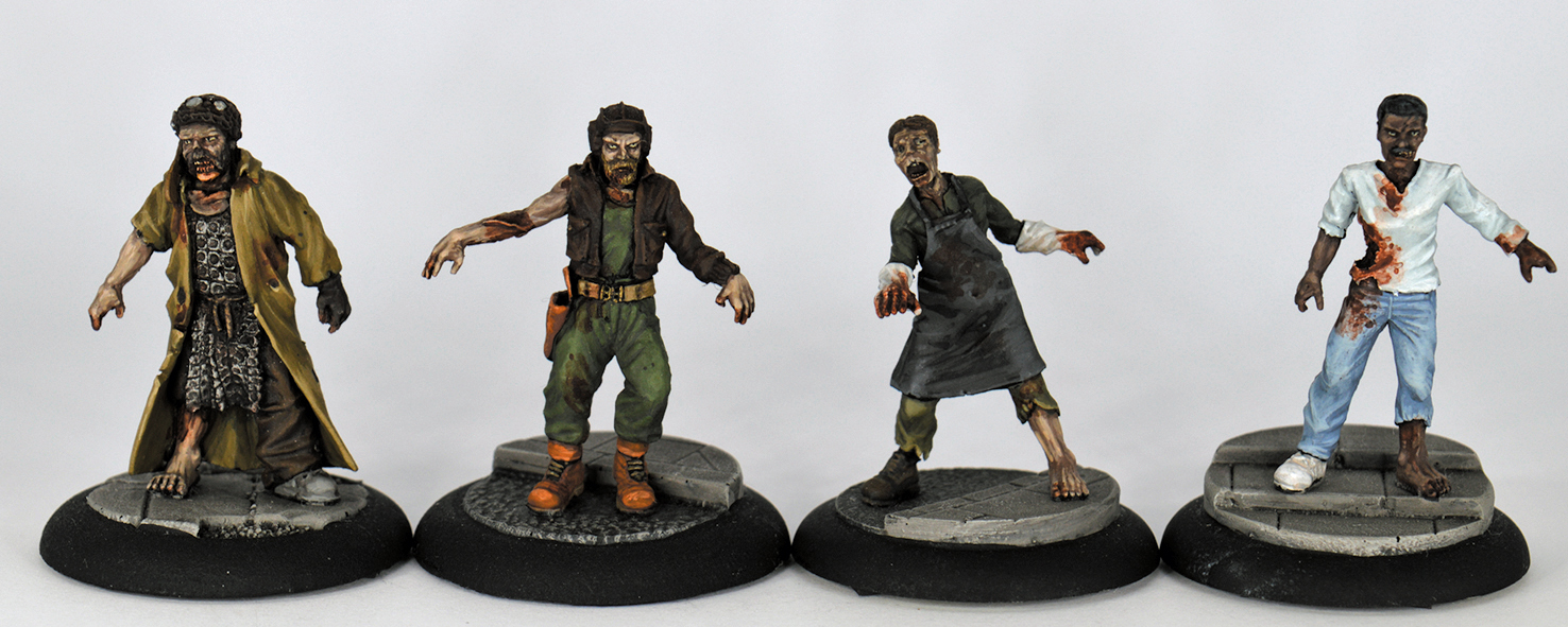 ZC13-ZOMBIE CHARACTERS IV