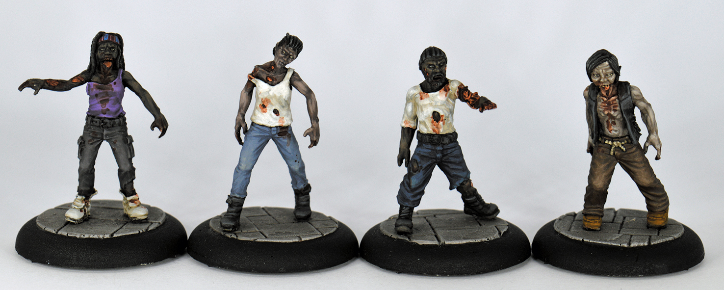 ZC14-ZOMBIE CHARACTERS V